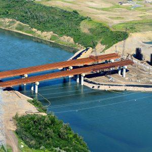 Northeast Anthony Henday Drive (Canam-Bridges)