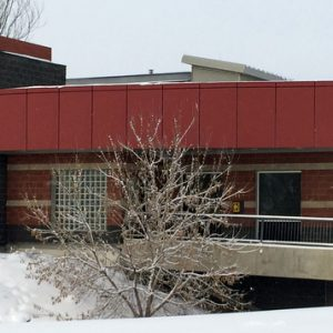 RCMP Regional Headquarters-Peace River, AB